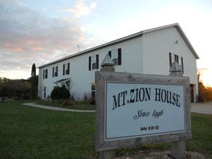 Mt. Zion House
